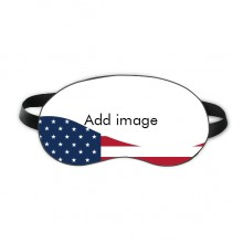 Eye Mask America Flag Health Shade Cover