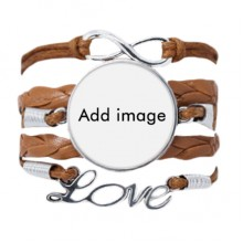 Bracelet Love Chain Rope Ornament Wristband