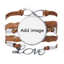 Bracelet Love Chain Rope Ornament Wristband