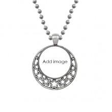 Necklaces Pendant Retro Moon Stars Jewelry