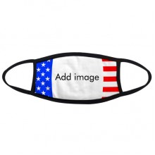 Mouth Head Warmer Anti Dust Stars Stripes Flag