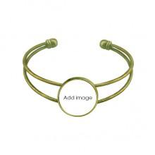 Bracelet Bangle Retro Open Cuff Jewelry