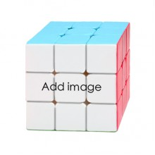 Magic Cube Puzzle 3x3 Toy Game Play
