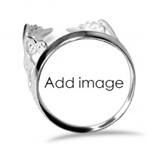 Ring Adjustable Love Wedding Engagement