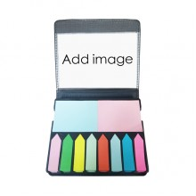 Self Stick Note Color Page Marker Box