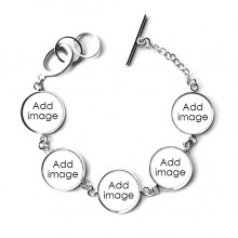 Bracelet Chain Charm Bangle Jewelry