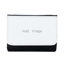 Wallet Card Purse Multi-Function Faux Leather