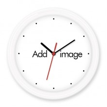 Silent Non-ticking Round Clock Battery-operated Home Wall Decal Gift