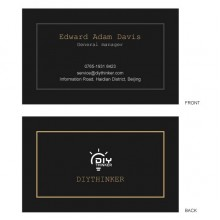 Wireframe business card(pack of 100)