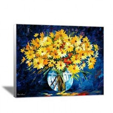 Sunflower Oil Paint by Number Kit