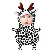 Fawn doll pillow