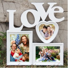 Group photo frames for family