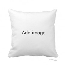 Polyester Toss Throw Pillow Square Cushion Gift