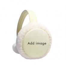 Earmuff Ear Warmer Faux Fur Foldable Outdoor