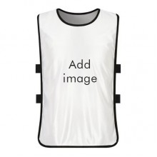 White Training Vest Jerseys Shirt Cloth