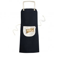 Broken Wood Texture Cooking Kitchen Black Bib Aprons With Pocket for Women Men Chef Gifts