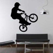 Banksy Balloon Floating Removable Wall Sticker Art Decals Mural DIY Wallpaper for Room Decal