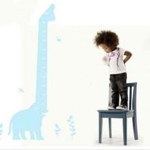 Giraffe Height Measure