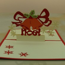 Bell and Snow Card