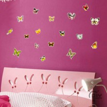 Beautiful butterfly Removable Wall Sticker Art Decals Mural DIY Wallpaper for Room Decal