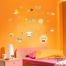 Alien Story Removable Wall Sticker Art Decals Mural DIY Wallpaper for Room Decal