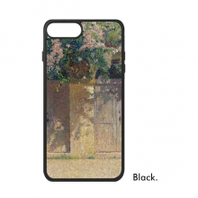 Gates Under The Dog-Rose Henri Martin Oil Painting iPhone 8/8 Plus Cases iPhonecase Apple iPhone Cover Phone Case Gift