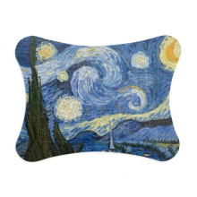 Starry sky Vincent van Gogh Oil Painting Paper Card Puzzle Frame Jigsaw Game Home Decoration Gift