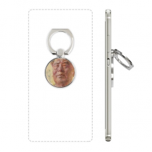 XingJianjian Oil Painting Mao Zedong (32) Cell Phone Ring Stand Holder Bracket Universal Smartphones Support Gift