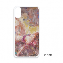 Art Body Nudity Light XJJ Oil Painting For iPhone X Cases White Phonecase Apple Cover Case Gift