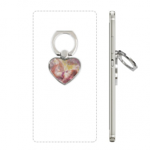 Art Body Nudity Light XJJ Oil Painting Heart Cell Phone Ring Stand Holder Bracket Universal Support Gift