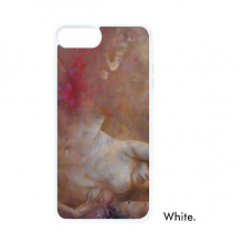 Art Body Nudity XJJ Oil Painting For iPhone 7/8 Plus Cases White Phonecase Apple Cover Case Gift