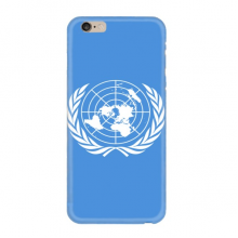 Flag of the United Nations iPhone 6/6s Plus case