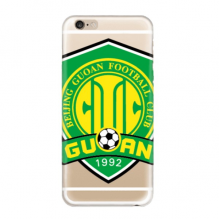 Chinese Super League team logo-Beijing Guoan iPhone 6/6s Plus case