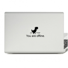 Dinosaur Laptop Sticker