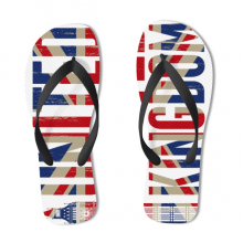 United Kingdom Illustration Flip Flops
