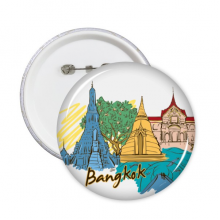 Bangkok Illustration Badge