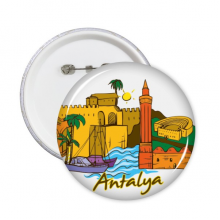 Antalya Illustration Badge