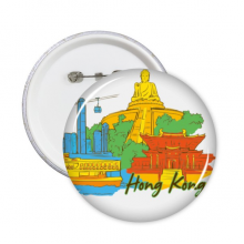 Hong Kong Illustration Badge