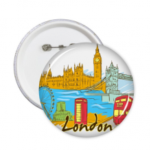 London Illustration Badge