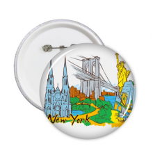 New York Illustration Badge