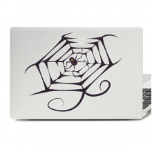 Halloween Retiary Laptop Skin Sticker