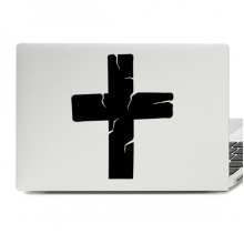 Halloween Crucifix Laptop Skin Sticker