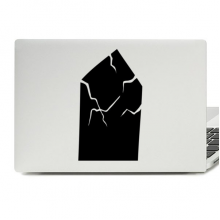 Halloween Tombstone Laptop Skin Sticker
