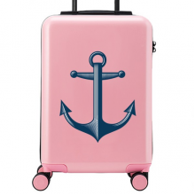 Anchor Suitcase Sticker