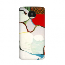 Picasso Oil Painting  Pablo Picasso Famous Oil Schools of Abstractionism Panintings Oils Motorola Moto Z / Z Force / Z2 Force Droid Magnetic Mods Phonecase Style Mod