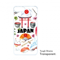 Japan Culture Cute Japanese Style Watercolor National Flag Lucky Cat Sakura Sushi Chopsticks Carp Archway Lantern Illustration iPhone 7/7 Plus Cases iPhonecase  iPhone Cover Phone Case