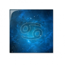 Starry Sky Night Cancer Zodiac Constellation Sign Ceramic Bisque Tiles for Decorating Bathroom Decor Kitchen Ceramic Tiles Wall Tiles
