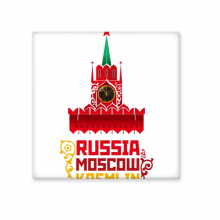 Russia Moscow Kremlin Pattern Ceramic Bisque Tiles for Decorating Bathroom Decor Kitchen Ceramic Tiles Wall Tiles