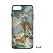 Character Oil Painting Baby Angel Ancient European Art Illustration Pattern iPhone 7/7 Plus Cases iPhonecase  iPhone Cover Phone Case