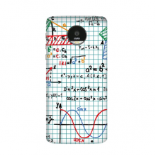 Trigonometric Function Mathematical Formulas Science Calculus Figure Motorola Moto Z / Z Force / Z2 Force Droid Magnetic Mods Phonecase Style Mod Gift